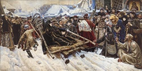 Суриков Василий (1848-1916) (5 работ)
