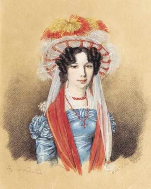 Теребенев Михаил Иванович (1795-1866) (4 работ)