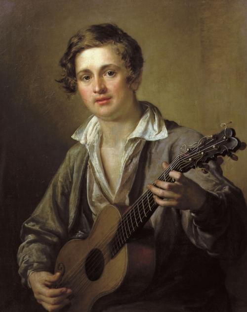 Тропинин Василий Андреевич (1776-1857) (7 работ)