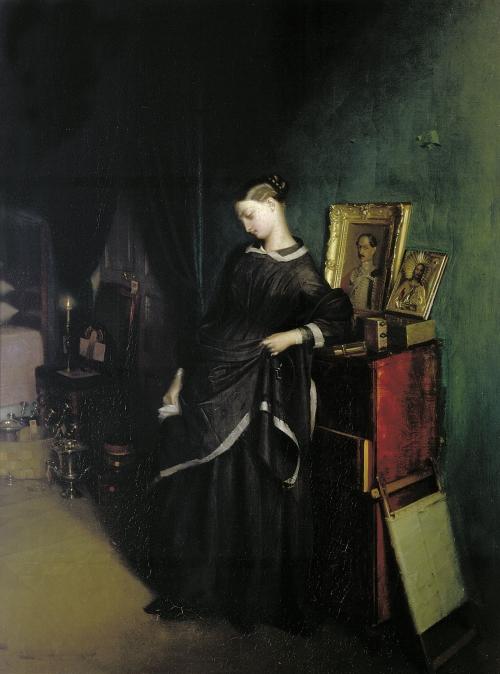 Федотов Павел (1815-1852) (3 работ)