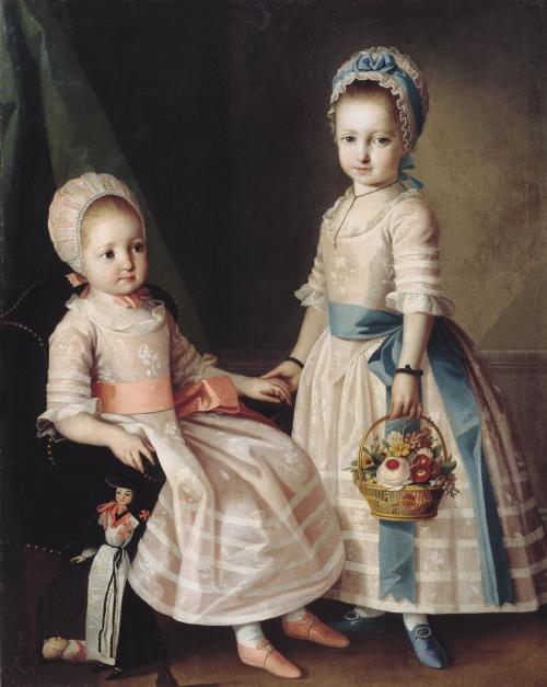 Христинек Карл Людвиг (1732 или 1733 - 1792 или 1794) (4 работ)