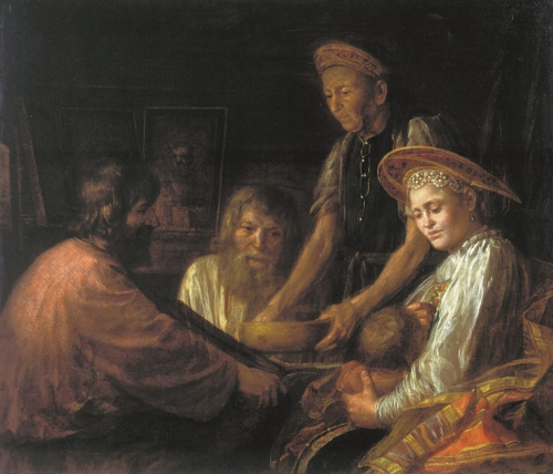 Шибанов Михаил (вторая половина XVIII века) (4 работ)