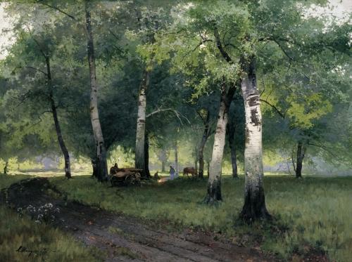 Шильдер Андрей Николаевич (1861-1919) (5 работ)