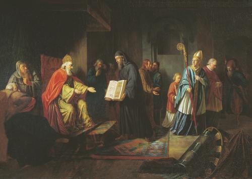 Эггинк Иван Егорович (1787-1867) (3 работ)