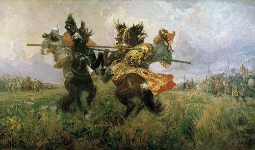 Сборка картин Русских художников 18-20 века (154 работ)