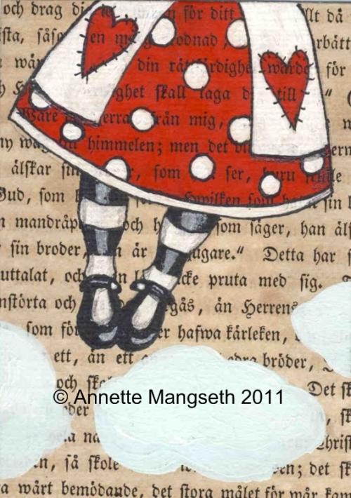Художник Annette Mangseth (96 работ)