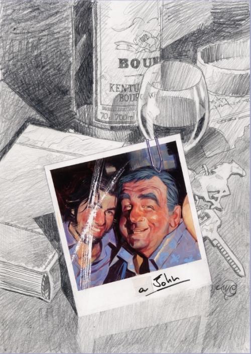Иллюстратор Massimo Carnevale (375 работ)