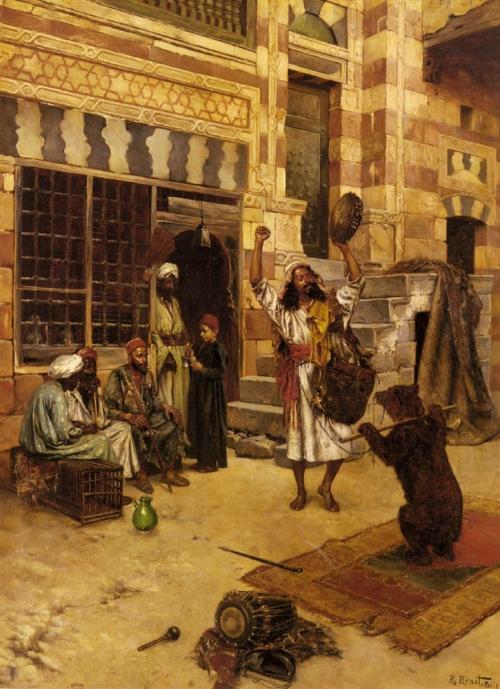 Художник Rudolf Ernst (1854-1932) (33 работ)