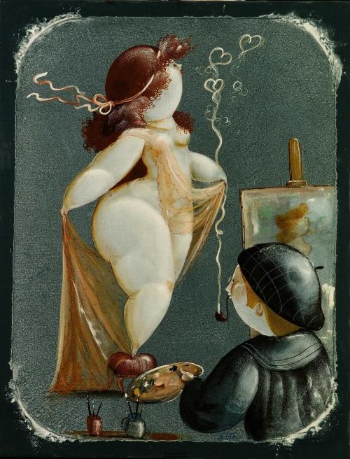 Художник Nicola Vietti (89 работ)