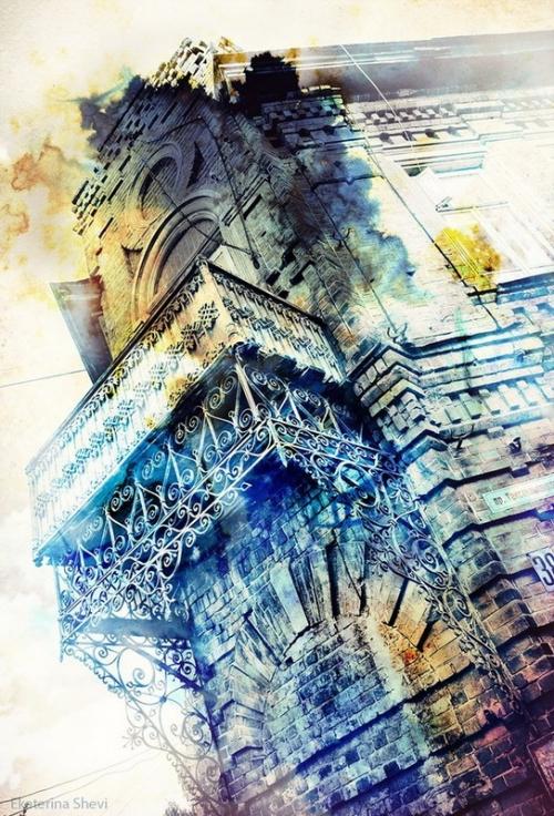 Цифровое искусство от Ekaterina Shevi (21 работ)
