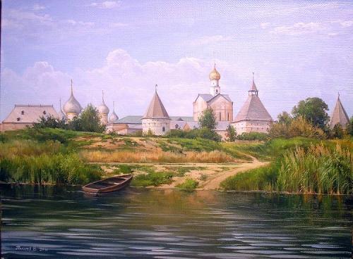 Художник Вячеслав Палачев (70 работ)