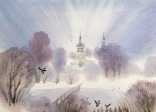 Художник Жданова Нина Ивановна (55 работ)