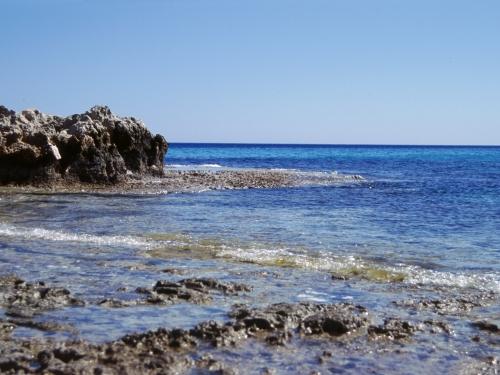 Панорамные снимки - морское побережье (6 фото)