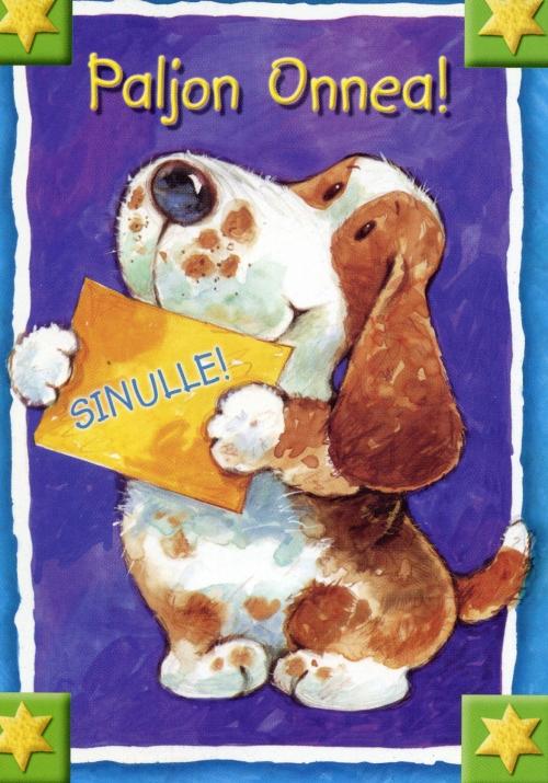 Открытки с рисованными животными. Часть 4 (77 открыток)