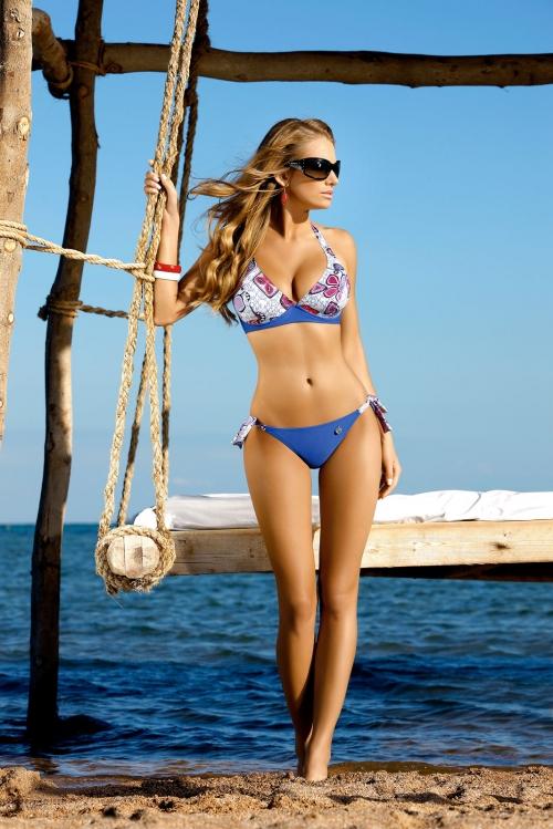 Польская модель Ewelina Olczak - Self Swimwear 2010 - 2011 (113 работ)