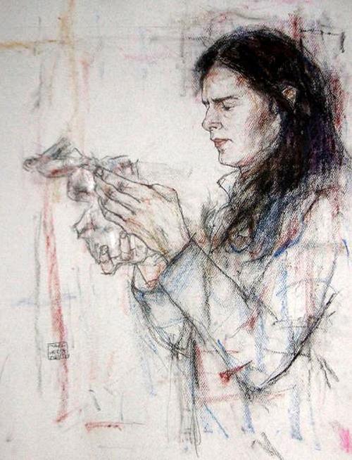Художник Матвей Бубнов. Графика (55 работ)