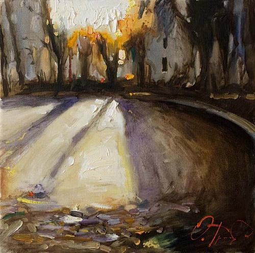 Новые работы художника Олега Трофимова (80 работ)