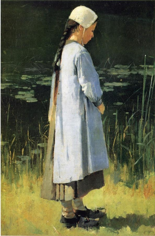 Картины западных художников маслом. Часть 76 (216 работ)