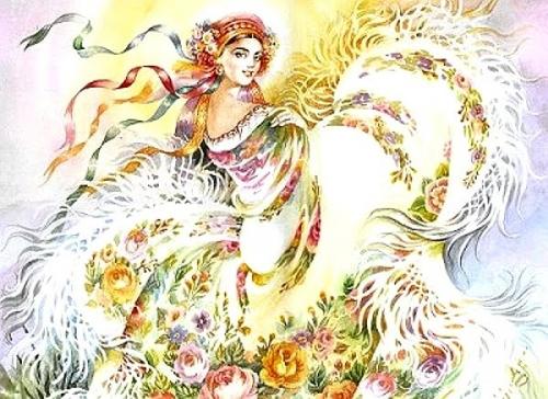 Иллюстратор Надия Старовойтова (37 работ)
