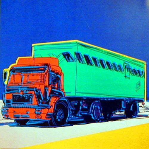 Энди Уорхол   XXe   Andy Warhol (387 работ)