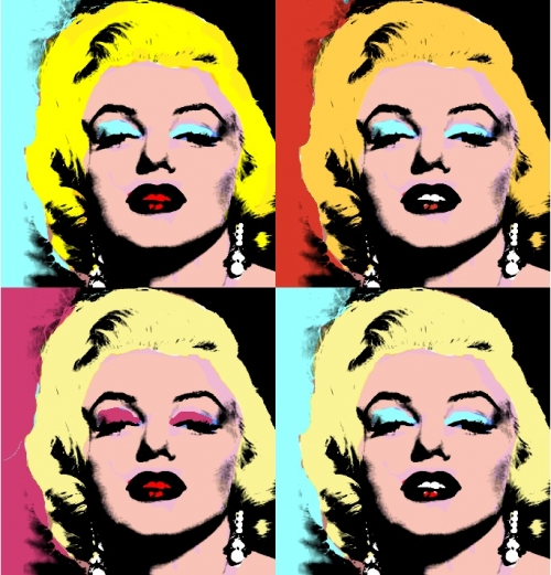 Энди Уорхол | XXe | Andy Warhol (387 работ)