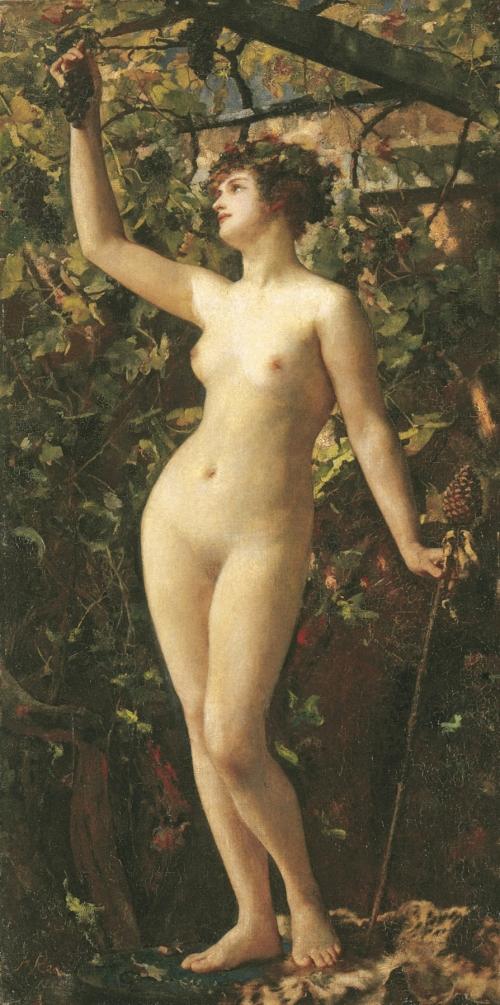 Английский художник Henrietta Rae (1859-1928) (50 работ)