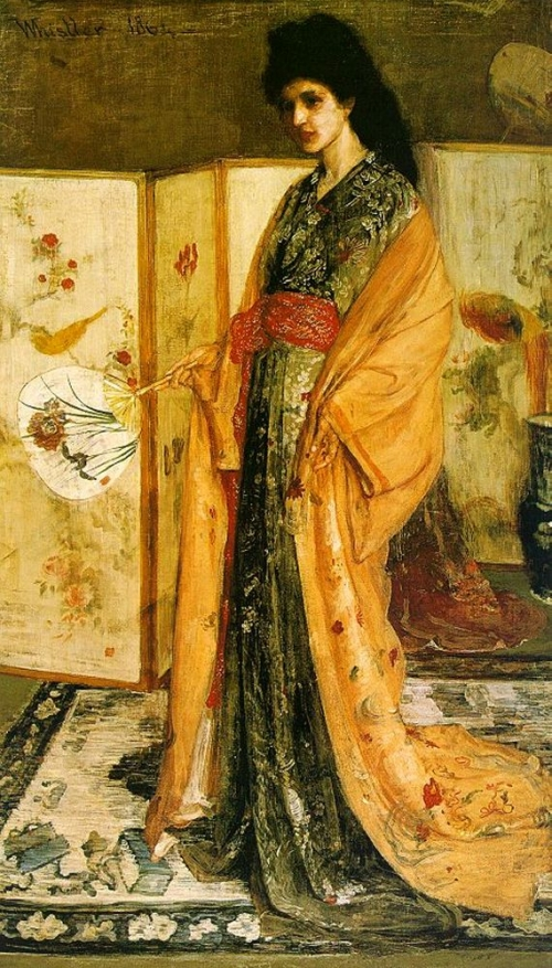 Художник James Abbott McNeill Whistler (1834-1903) (99 работ)