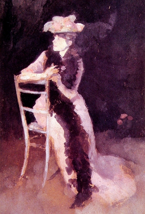 Художник James Abbott McNeill Whistler (1834-1903) (99 работ)