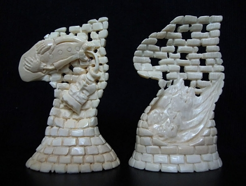 Резные скульптуры Дмитрия Рыбалко. Часть 1 (117 работ)