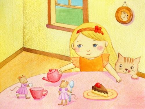 Иллюстратор Megumi Lemons (38 работ)
