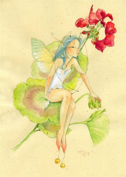 Иллюстратор Silvia Lugli  (20 работ)