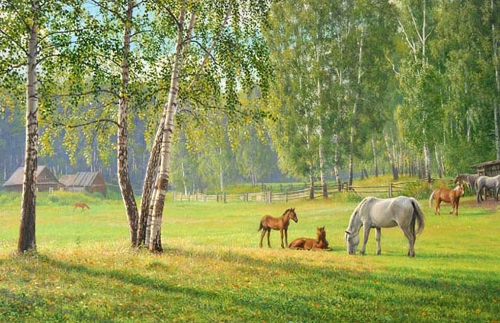 Художник Дмитрий Щеглов (38 работ)