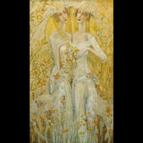 Современные художники – Людмила Курилова (93 работ)