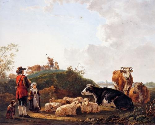Художник Abraham van Strij (53 работ)
