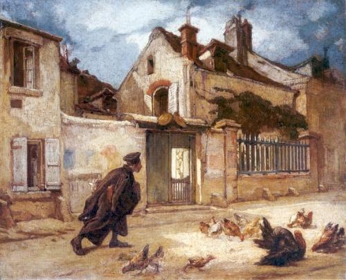 Художник Thomas Couture (1815-1879) (58 работ)