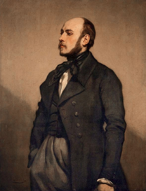 Художник Thomas Couture (1815-1879) (58 работ)