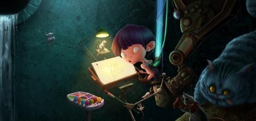 ArtWorks by Jia Xing Yap (23 работ)