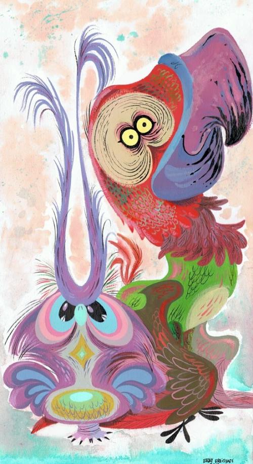 Иллюстратор Becky Dreistadt (240 работ)