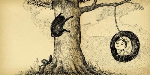 Иллюстратор Mark Fearing (38 работ)