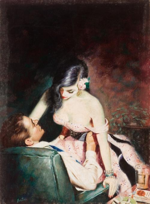 Художник и иллюстратор Harry Barton (30 работ)