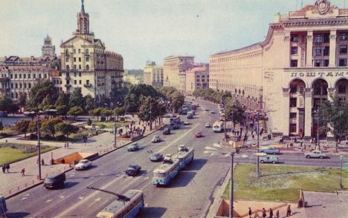 Киев. Фотоальбом 1943-1970 (288 фото) (Часть 1)