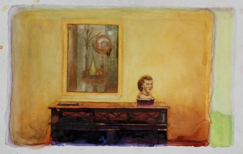 Акварели Anna Lequio (80 работ)