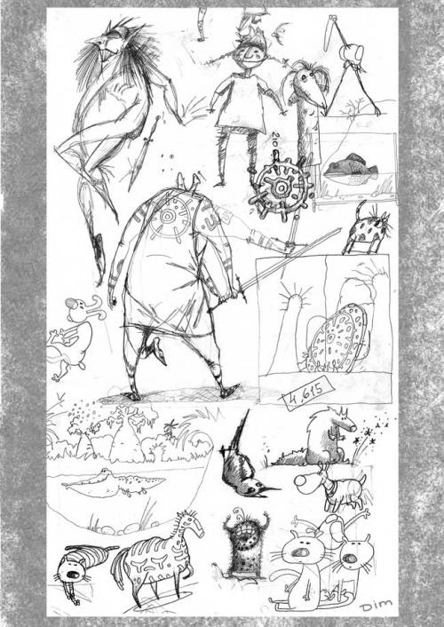 Времена года Дмитрия Резчикова (106 работ)