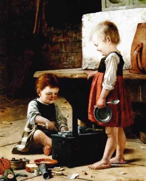Theodore Kleehaas (German, 1854-1929) (28 работ)