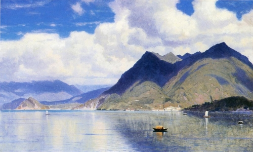 Художник William Stanley Haseltine (1835-1900) (49 работ)