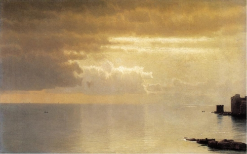 Художник William Stanley Haseltine (1835-1900) (49 работ)