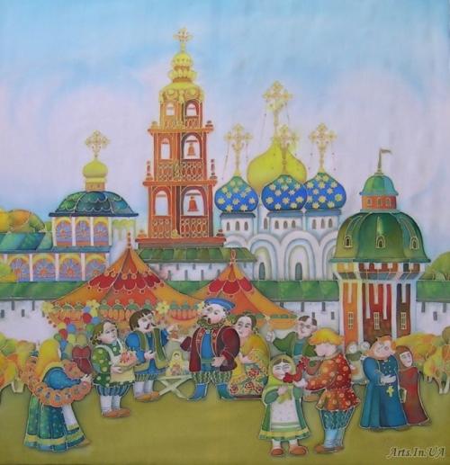 Художница Наталия Хромых (182 работ)