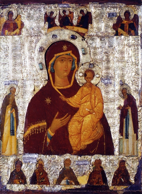 Иконы Пресвятой Богородицы (105 икон)