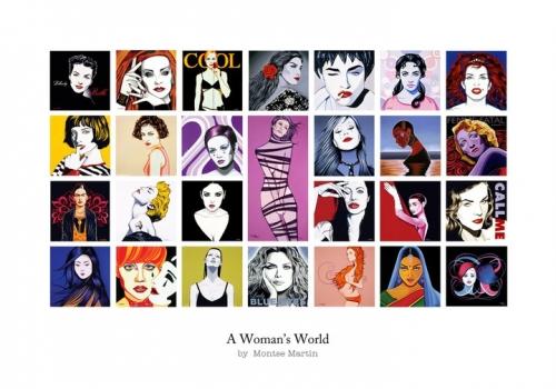 Все женщины - коллекция