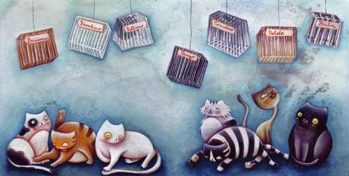 Иллюстратор Alessandra Fusi (183 работ)